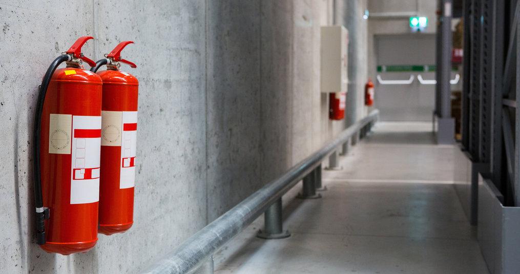 Hoe oud mag een brandblusser zijn?