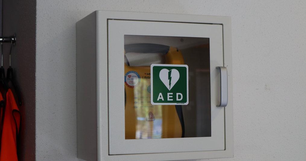 Is een AED verplicht?