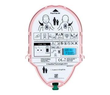 Heartsine Samaritan PAD 300P/350P/360/500P PadPak kind <25kg