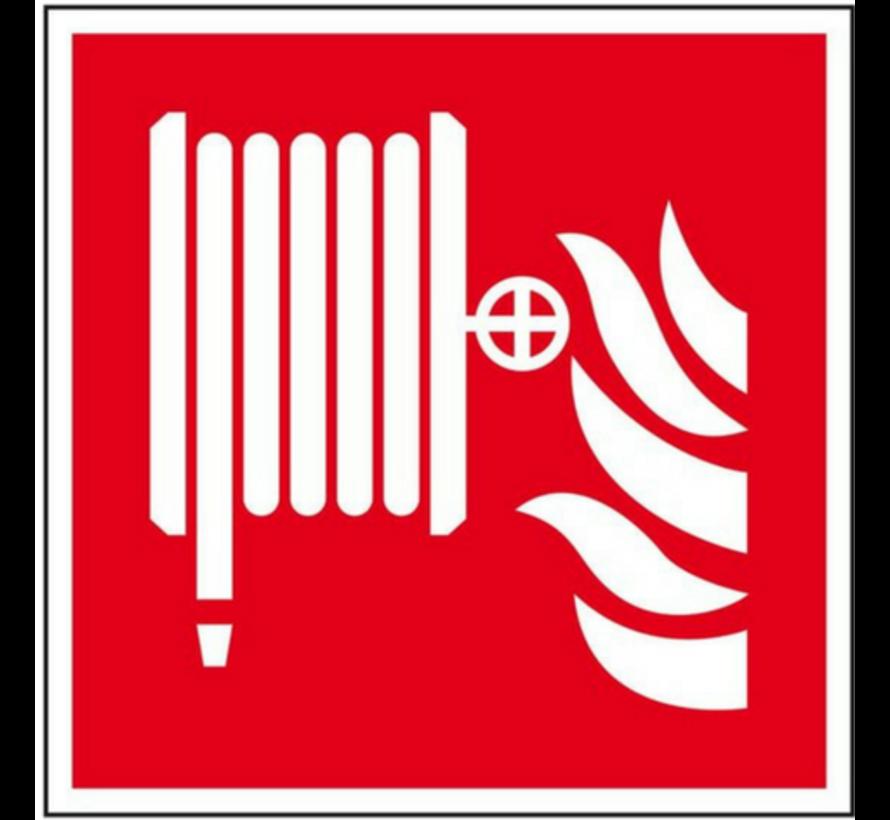 Brandslang pictogram