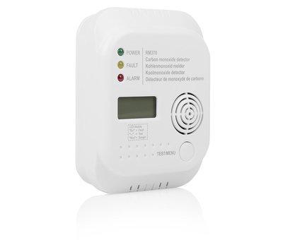 Smartwares 2-pack rookmelder Smartwares PD-8829  met bevestigingskits