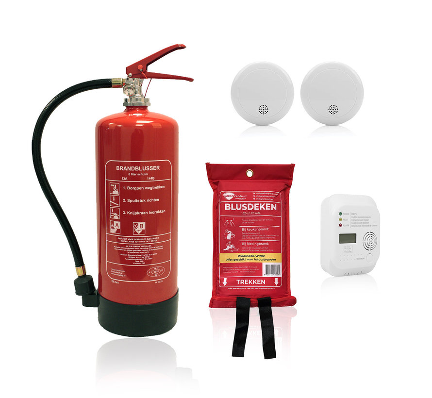 Brandpreventie pakket 1