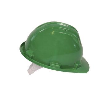 Bouwhelm groen