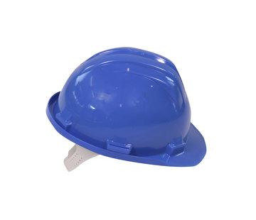 Bouwhelm blauw