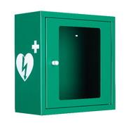 Universele AED wandkast met alarm