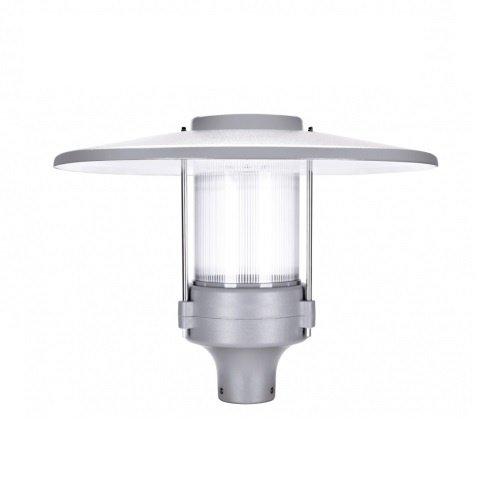 Olest Pelagia 43W LED paaltop straatverlichting, 3160 lumen