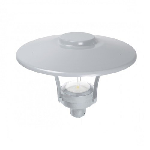 Olest Pelagia-I 29W LED paaltop straatverlichting, 2125 lumen