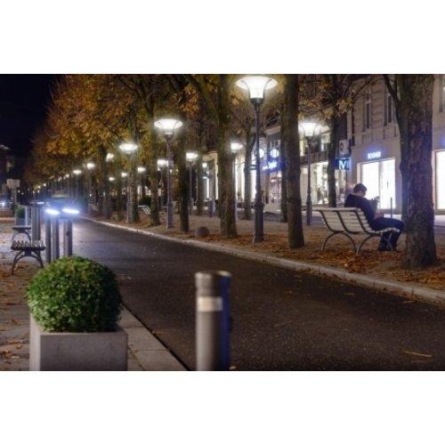 Olest Pelagia-I 42W LED paaltop straatverlichting, 3360 lumen