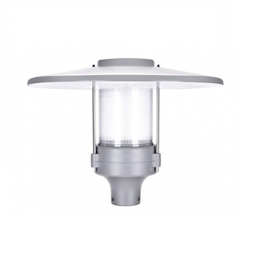 Olest Pelagia LWN 21W LED paaltop straatverlichting, 1410 lumen met bewegingssensor on/off of on/DIM