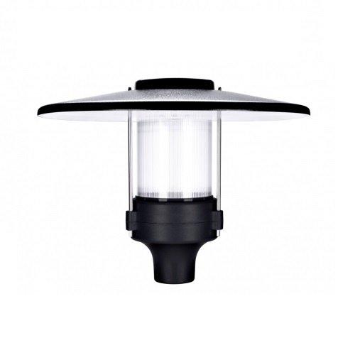 Olest Pelagia LWN 29W LED paaltop straatverlichting, 2290 lumen met bewegingssensor on/off of on/DIM