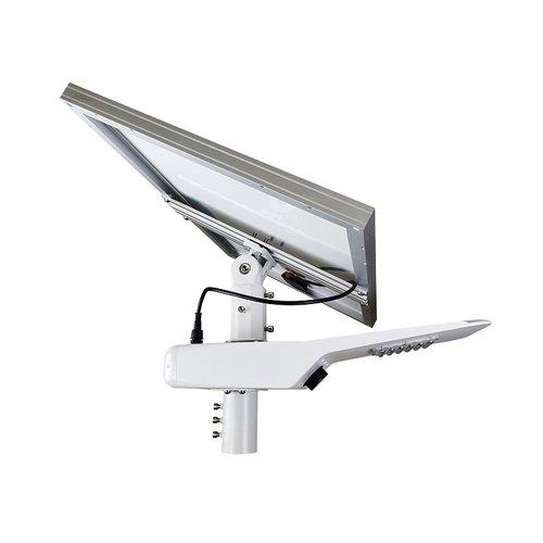 Olest Falco 30/27/21W Solar LED straatverlichting (ook met bewegingssensor en DIM)