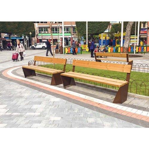 Olest-Novatilu Parkbank Lao B