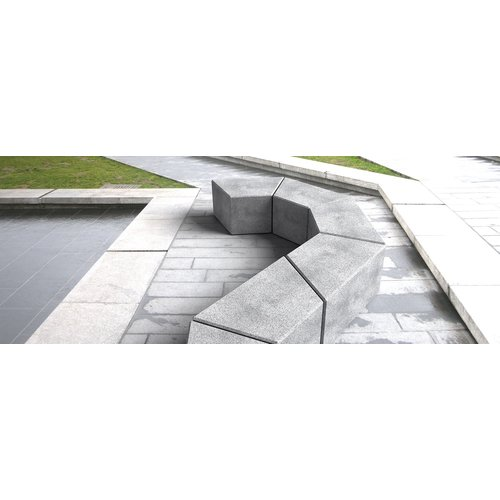 Olest-Novatilu Parkbank-stoel Modus