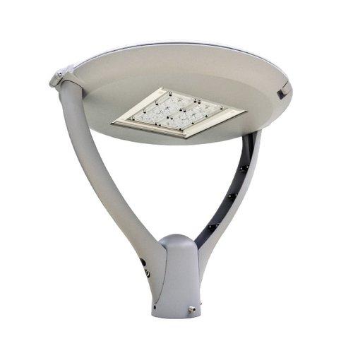 Olest-Eulux Scudo-TES LED 30W, 4800 lumen in 2700, 3000, 4000, 5000K,  2200K(Amber) en Groen