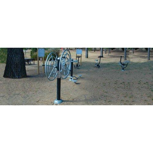 Olest-Novatilu Outdoor fitnesstoestel OBLIC