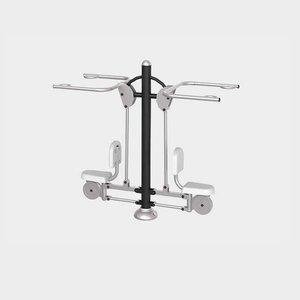 Olest-Novatilu Outdoor fitnesstoestel PULL