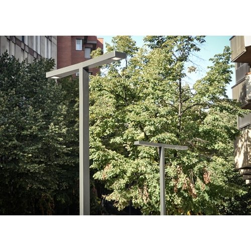 Olest-Novatilu Tomsk T, lengte 4m met 2 lichtpunten, 2 x 40W, 2 x 4880 lumen