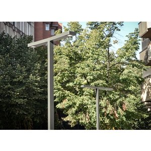 Olest-Novatilu Tomsk T, lengte 6m met 2 lichtpunten, 2 x 40W, 2 x 4880 lumen