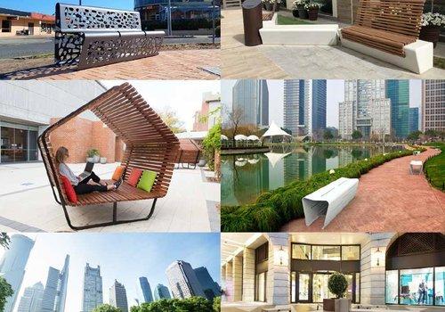 Design park-buitenbanken (op aanvraag)