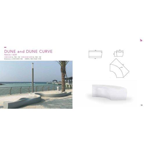 Olest-The Italian Lab Parkbank Dune Curve
