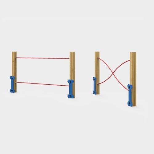 Olest-Novatilu Outdoor professionele Hondentraining Strings circuit