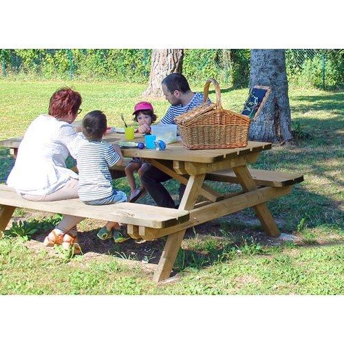 Olest-Novatilu Picknicktafel M2