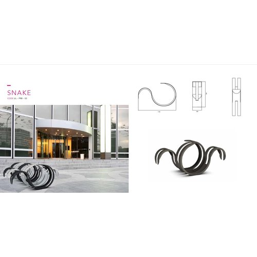Olest-The Italian Lab Fietsenrek Snake