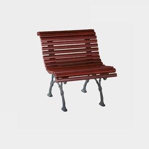 Olest-Novatilu Parkbank Roma Chair