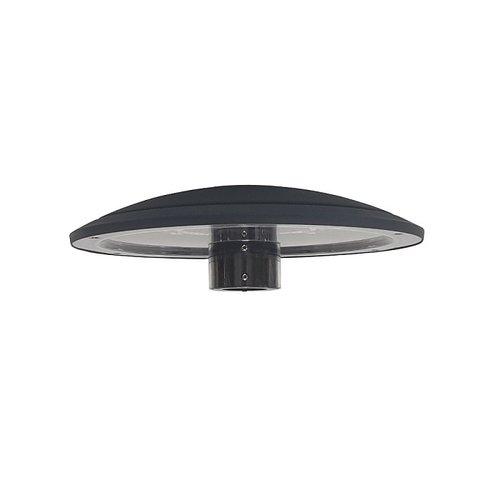 Olest Curvo 30W LED paaltop straatverlichting, 3820 lumen