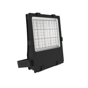 Olest Havasu 80-150W Multiwattage Projector LED straatverlichting, 12000-22500 lumen, 5000K met uitwisselbare optieken
