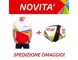 Bauletto e T-shirt colorata