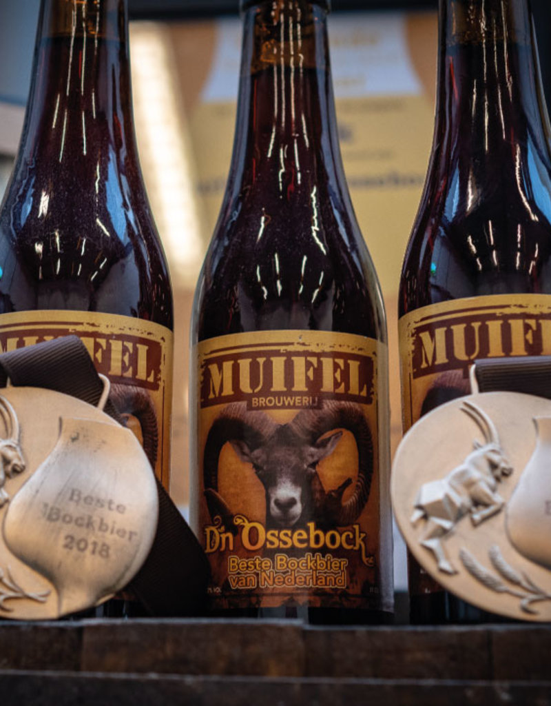 Herfstbock D'n Ossebock Autumn Beer | Best Autumn Bock from the Netherlands