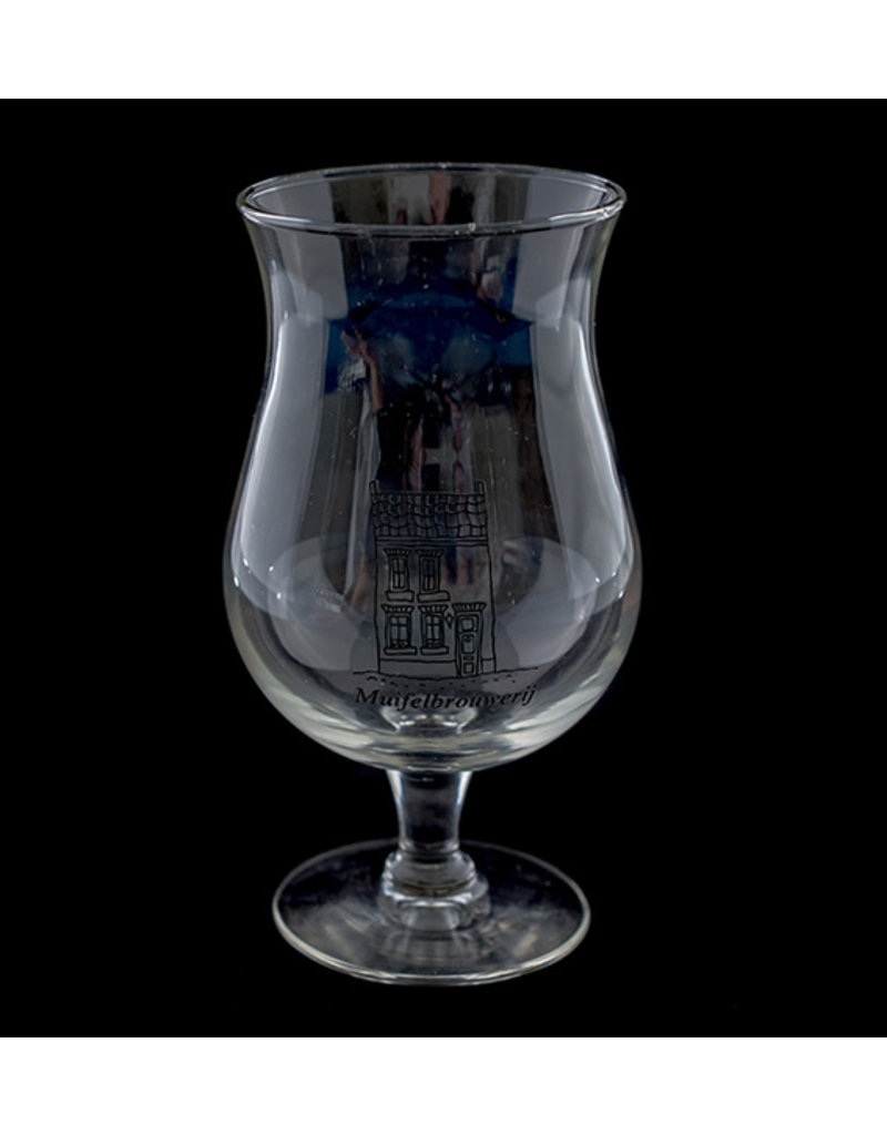 Muifel Glas The unique Muifel Glass The Old House! 25 cl