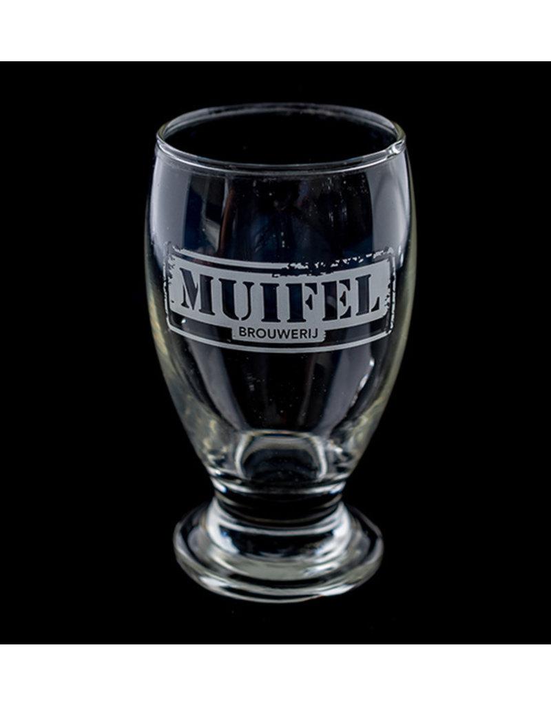Muifel Glas Muifel proefglas 15 cl