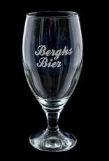 Muifel Glas Het unieke Berghs Bier glas! 30 cl