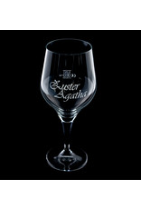 Muifel Glas Special glass to enjoy the Zuster Agatha at her best! 25 cl