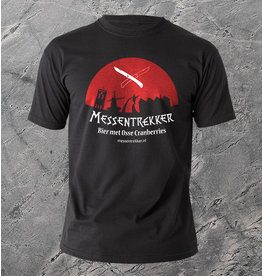 T-Shirt Messentrekker T-Shirt