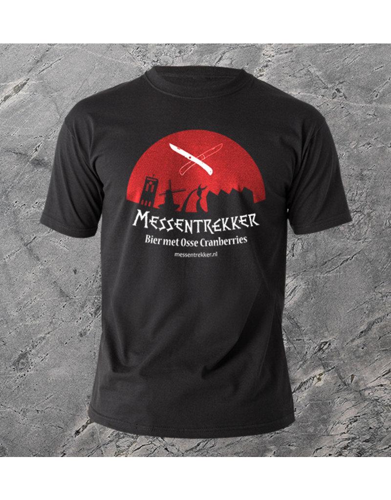 T-Shirt T-Shirt van de Messentrekker | Muifelbrouwerij