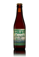 Amber Berghs Beer | Amber Ale from the small city of Berghem