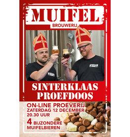 Cadeaupakket Sinterklaas Proefpakket met glas