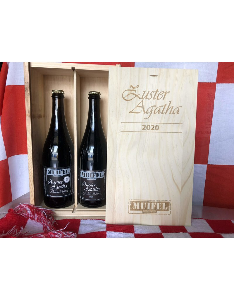 Quadrupel Zuster Agatha Grand Reserve 2020 Geschenk