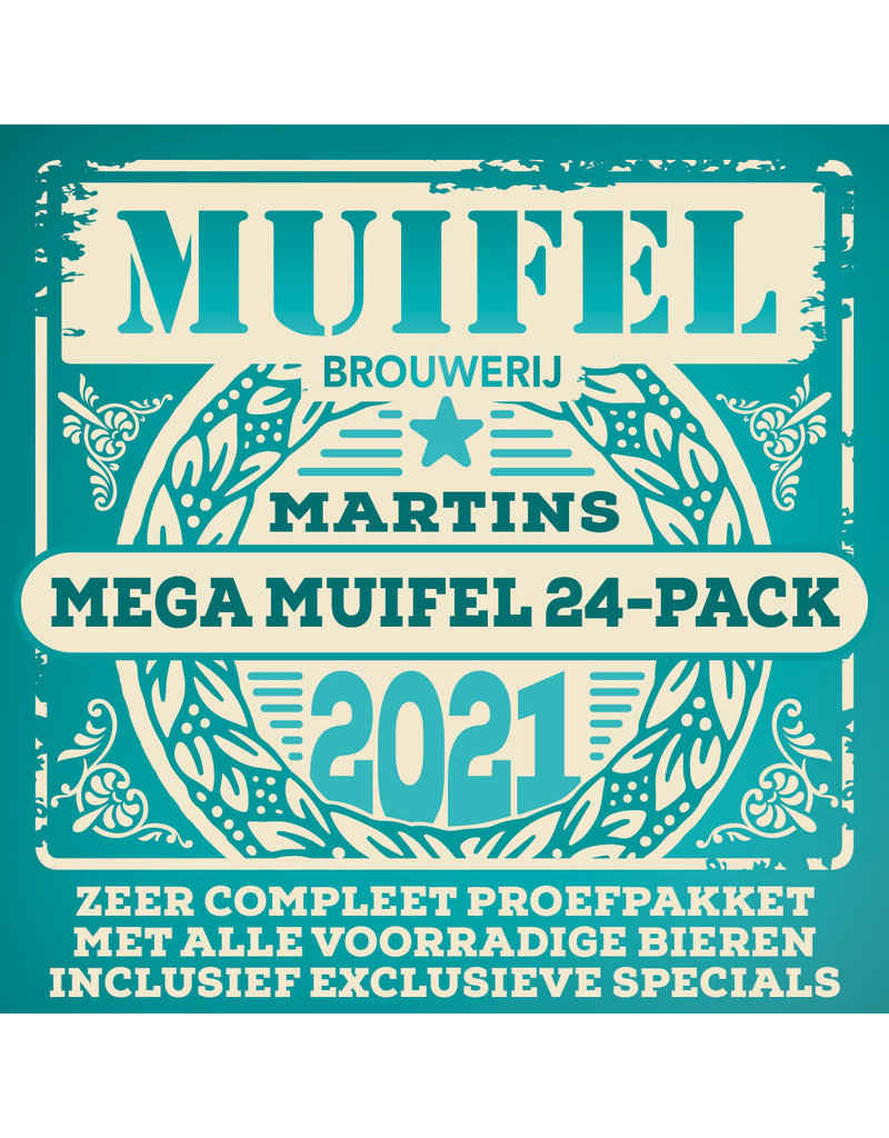 Bierpakketten Martins Mega Muifelpackage