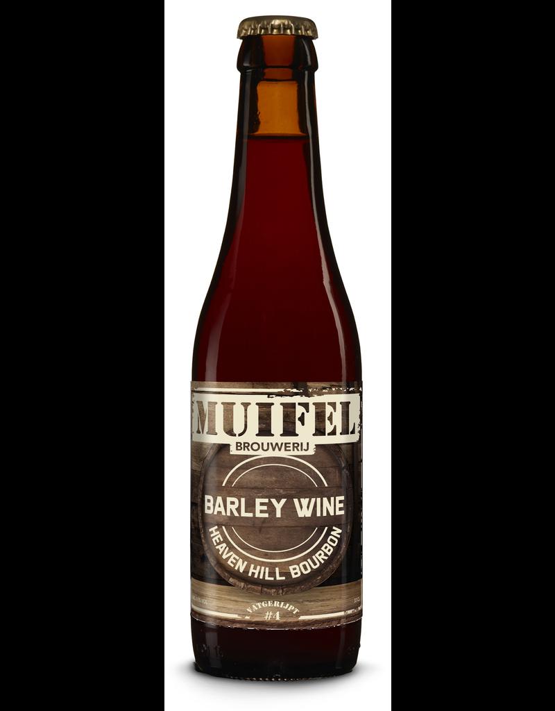 Vatgerijpt Vatgerijpt #4: Barley Wine Heaven Hill Bourbon b.a.