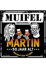 Martin 50 jaar ALT