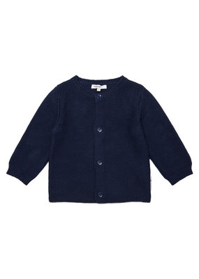 Noppies Noppies cardigan knit Jos navy