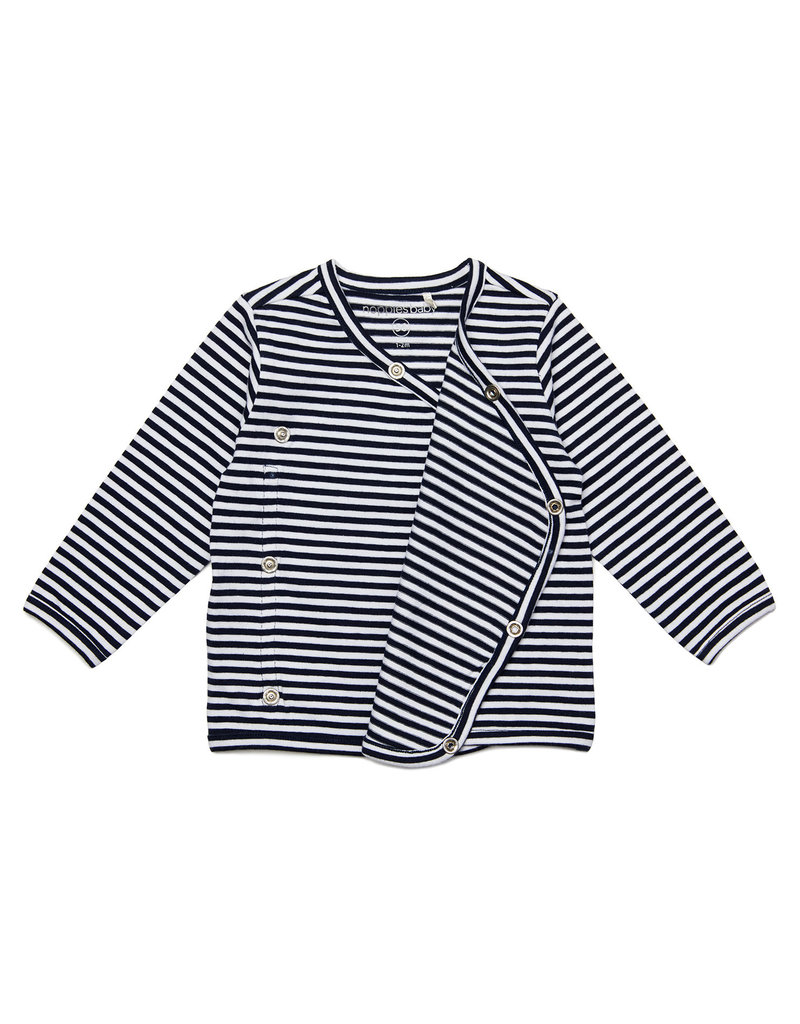 Noppies Noppies overslagshirt soly navy