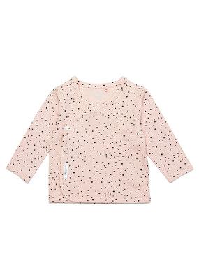 Noppies Noppies overslagshirt yoni aop peach skin