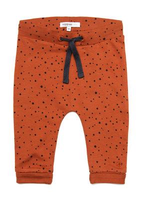 Noppies Noppies broekje jersey Bobby spicy ginger