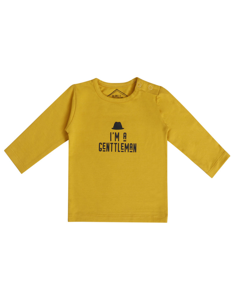 Beebielove Beebielove longsleeve yellow 10-0119
