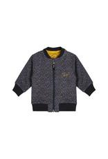 Beebielove Beebielove vest anthraciet 30-0112